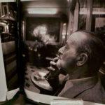 Autografo di Walter Vogel